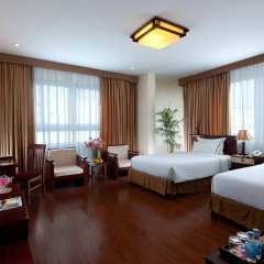 Отель Hanoi Imperial Hotel Вьетнам, Ханой - 1 отзыв об отеле, цены и фото номеров - забронировать отель Hanoi Imperial Hotel онлайн комната для гостей фото 3