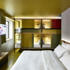 Отель Hôtel Yooma Urban Lodge комната для гостей фото 5