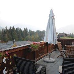 Отель Boutique Hotel Alpenrose Швейцария, Шёнрид - отзывы, цены и фото номеров - забронировать отель Boutique Hotel Alpenrose онлайн балкон