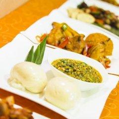 Отель Princeville Hotels Нигерия, Калабар - отзывы, цены и фото номеров - забронировать отель Princeville Hotels онлайн питание фото 2
