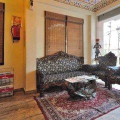 Отель FabHotel Bani Park интерьер отеля