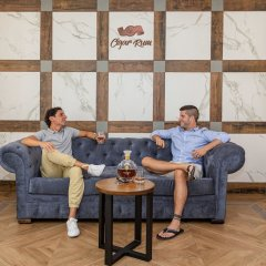 Отель Playabachata Resort - All Inclusive питание