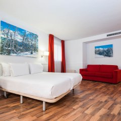 Отель Exe Prisma Hotel Андорра, Эскальдес-Энгордань - отзывы, цены и фото номеров - забронировать отель Exe Prisma Hotel онлайн комната для гостей фото 3