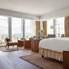 Отель Jumeirah Frankfurt комната для гостей фото 11