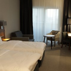 DB Hotel Wrocław Вроцлав комната для гостей фото 2