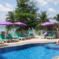 Отель Tri Trang Beach Resort by Diva Management бассейн фото 3
