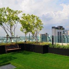 Отель Wooden Suites (the Rich @sathorn-taksin) Бангкок спортивное сооружение