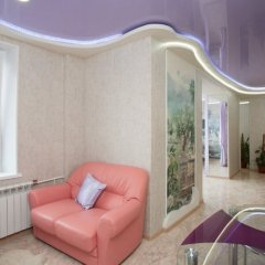 Апартаменты InnHome Apartments - Revolution Square комната для гостей
