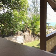Отель Paradise Lamai Bungalow Таиланд, Самуи - отзывы, цены и фото номеров - забронировать отель Paradise Lamai Bungalow онлайн пляж фото 2