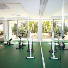 Отель Club Maintenon Франция, Канны - отзывы, цены и фото номеров - забронировать отель Club Maintenon онлайн фитнесс-зал фото 2