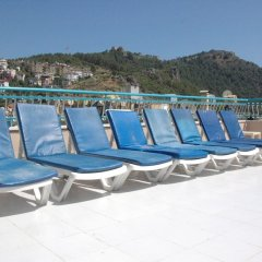 Alanya Sunway Hotel бассейн