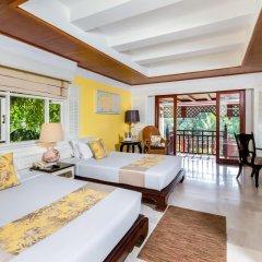 Отель Thavorn Beach Village Resort & Spa Phuket 4* Номер Делюкс с различными типами кроватей