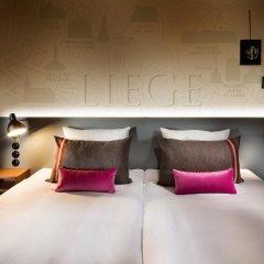Отель pentahotel Liège Бельгия, Льеж - 1 отзыв об отеле, цены и фото номеров - забронировать отель pentahotel Liège онлайн комната для гостей