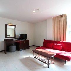 Crown Pattaya Beach Hotel комната для гостей фото 5