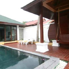 Отель Sand Sea Resort & Spa Самуи бассейн фото 2