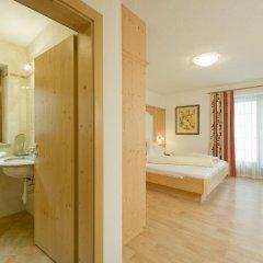 Отель Kronhof Италия, Горнолыжный курорт Ортлер - отзывы, цены и фото номеров - забронировать отель Kronhof онлайн ванная