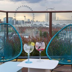 Отель H10 London Waterloo балкон