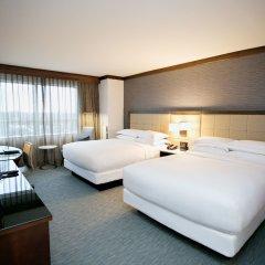 Отель Hilton Minneapolis/Bloomington США, Блумингтон - отзывы, цены и фото номеров - забронировать отель Hilton Minneapolis/Bloomington онлайн комната для гостей фото 4