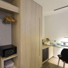 Отель Liberty Central Nha Trang сейф в номере