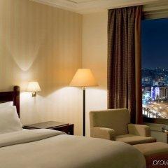 Sheraton Amman Al Nabil Hotel комната для гостей
