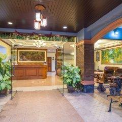 Отель Krabi Phetpailin Hotel Таиланд, Краби - отзывы, цены и фото номеров - забронировать отель Krabi Phetpailin Hotel онлайн интерьер отеля фото 3