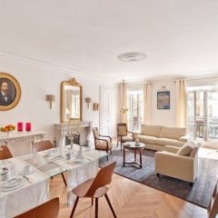 Отель My Home For You B&B Франция, Париж - отзывы, цены и фото номеров - забронировать отель My Home For You B&B онлайн комната для гостей фото 5
