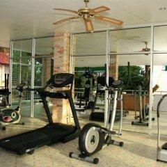 Отель Tri Trang Beach Resort by Diva Management фитнесс-зал
