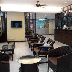 Отель Ywca International House Бангкок интерьер отеля
