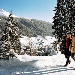 Отель Europe Швейцария, Давос - отзывы, цены и фото номеров - забронировать отель Europe онлайн спортивное сооружение