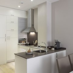 Апартаменты Apartments Rambla 102 в номере