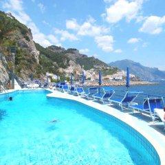 Отель Miramalfi Италия, Амальфи - 2 отзыва об отеле, цены и фото номеров - забронировать отель Miramalfi онлайн бассейн фото 2