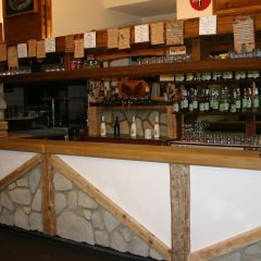 Hotel Davost Форни-ди-Сопра гостиничный бар