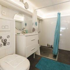 Отель Condo Nice Франция, Ницца - отзывы, цены и фото номеров - забронировать отель Condo Nice онлайн ванная фото 2