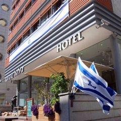 Отель Gilgal Тель-Авив городской автобус