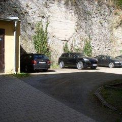 Отель Villa Gloria парковка