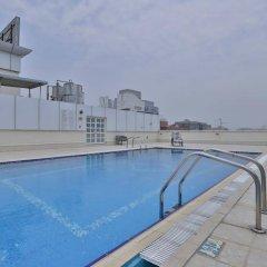 Отель Moon Valley Hotel apartments ОАЭ, Дубай - отзывы, цены и фото номеров - забронировать отель Moon Valley Hotel apartments онлайн бассейн