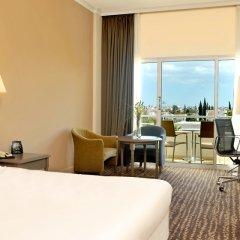 Отель Hilton Park Nicosia комната для гостей фото 5