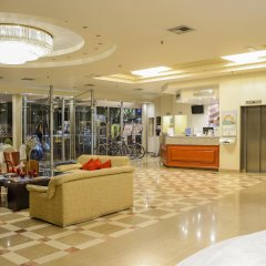 Capsis Astoria Heraklion Hotel фитнесс-зал