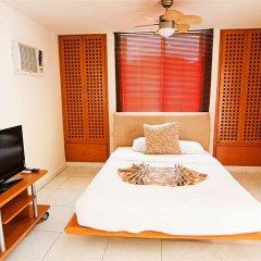 Отель Villa Italia Мексика, Канкун - отзывы, цены и фото номеров - забронировать отель Villa Italia онлайн комната для гостей фото 7