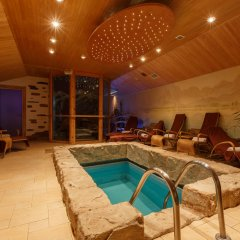 Baltic Beach Hotel & SPA Юрмала бассейн