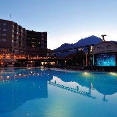 Armas Kaplan Paradise Турция, Кемер - 4 отзыва об отеле, цены и фото номеров - забронировать отель Armas Kaplan Paradise - All Inclusive онлайн вид на фасад