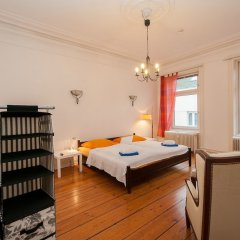 Отель Doppelzimmer am Hansaplatz Германия, Гамбург - отзывы, цены и фото номеров - забронировать отель Doppelzimmer am Hansaplatz онлайн комната для гостей фото 5