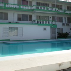 Отель Villa Donna Inn бассейн фото 3