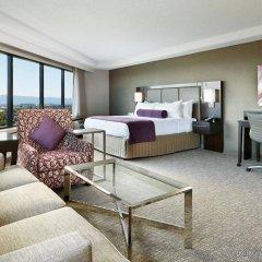 Отель Crowne Plaza San Jose-Silicon Valley комната для гостей фото 3