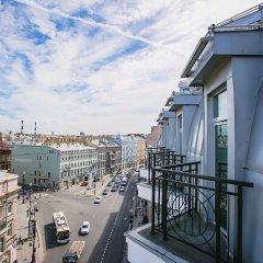 Отель Park Inn by Radisson Невский Санкт-Петербург балкон
