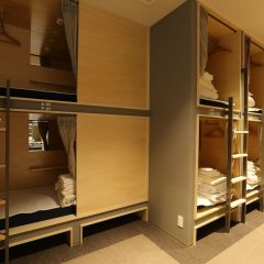 Hostel Spica Хаката сейф в номере
