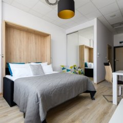 Отель Varsovia Apartamenty Jerozolimskie комната для гостей фото 4
