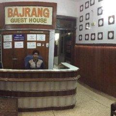 Hotel Bajrang интерьер отеля фото 3