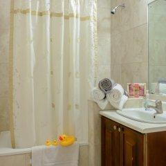 Отель SandCastles Deluxe Beach Resort ванная фото 2
