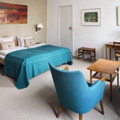 Отель Alexandra Дания, Копенгаген - отзывы, цены и фото номеров - забронировать отель Alexandra онлайн комната для гостей фото 5